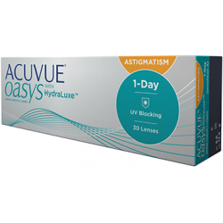 ACUVUE OASYS ONE DAY FOR...
